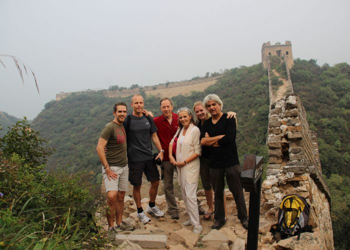 Chinese Wall team